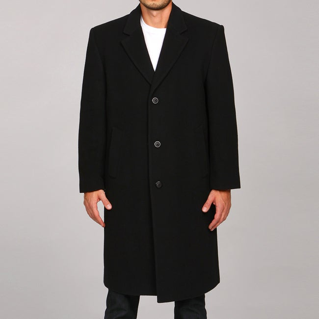 MICHAEL Michael Kors Men's Wool Blend Overcoat FINAL SALE