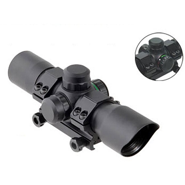 TactEdge CQB Red/ Green Dot 7-inch Tactical Airsoft Scope