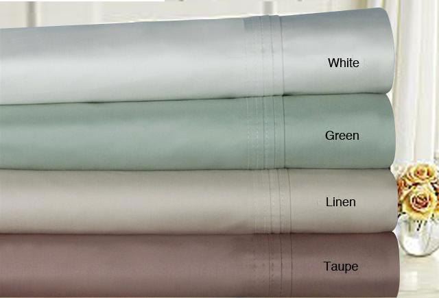 Supima Cotton 600 Thread Count Pillowcases (Set of 2)