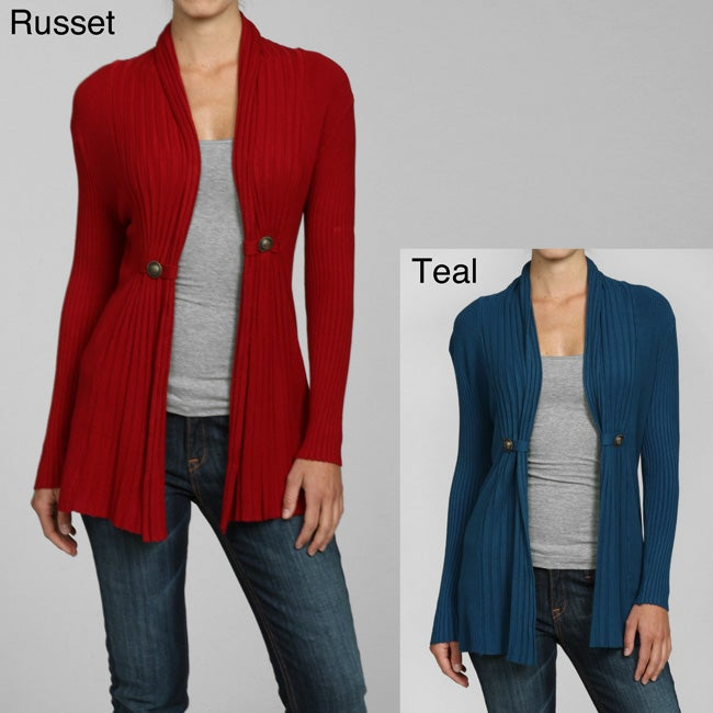 Sioni Draped-front Cinched Sweater Coat - Free Shipping Today ...
