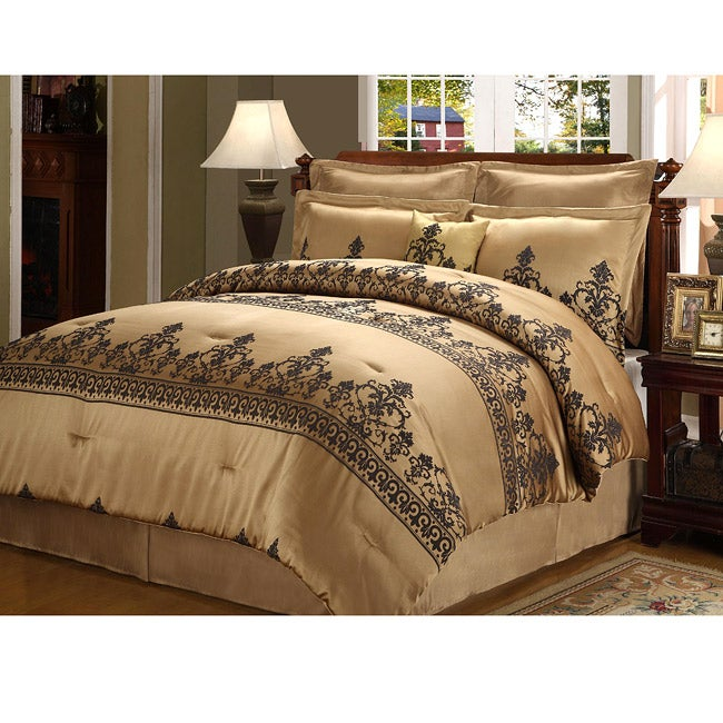 Longwood 7-piece Comforter Set