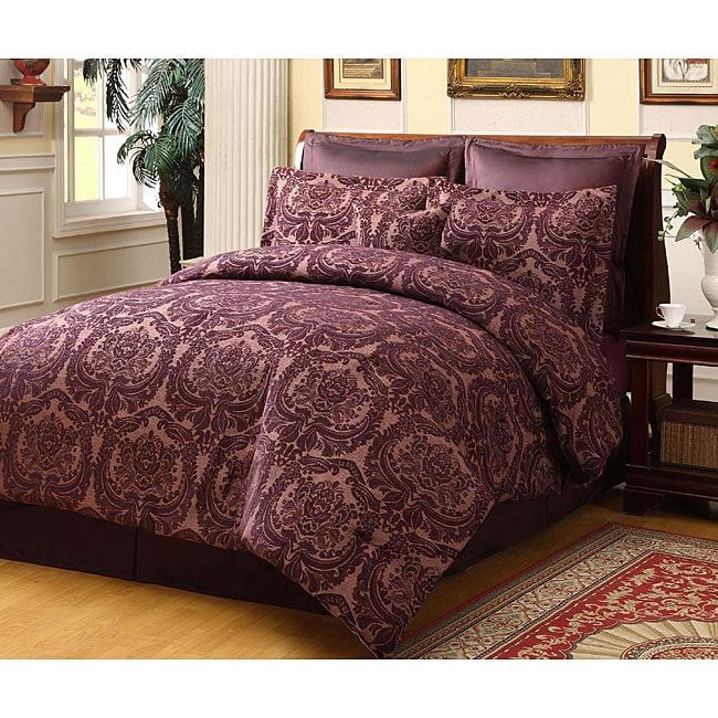 Oakwood 7-piece Comforter Set