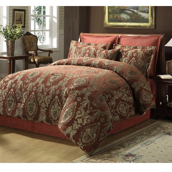 Rockaway 7-piece Comforter Set
