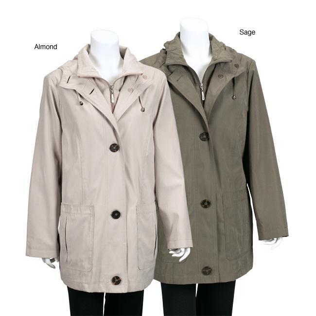 Women's 'Moss Micro' Jacket