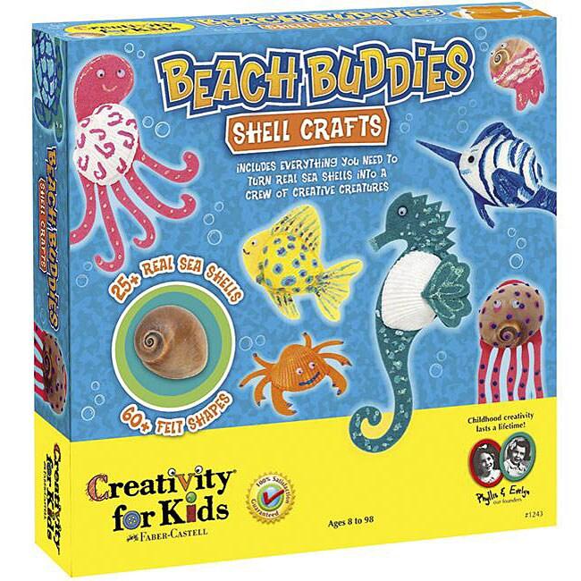 Beach Buddies Shell Kit