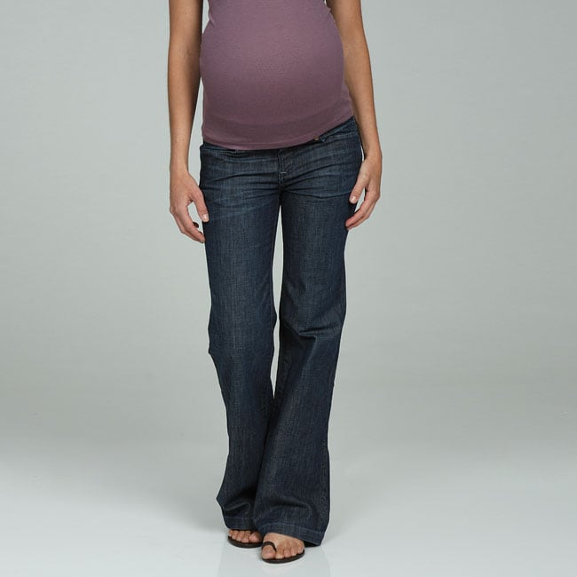 Paper Denim & Cloth Women's 'Jayne' Bootleg Maternity Jeans - Free ...