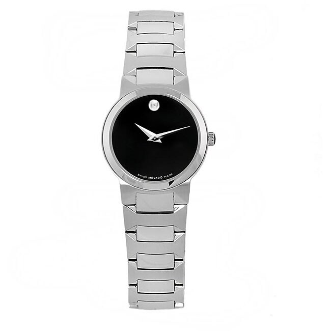 Movado Women's Temo Stainless Steel Quartz Watch