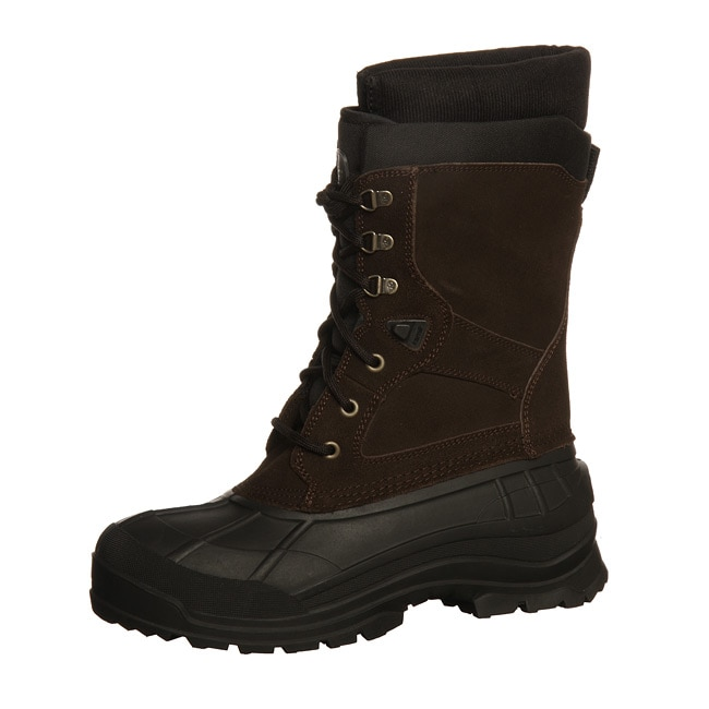 Kamik Men's 'NationPlus' Winter Boots FINAL SALE - Thumbnail 0