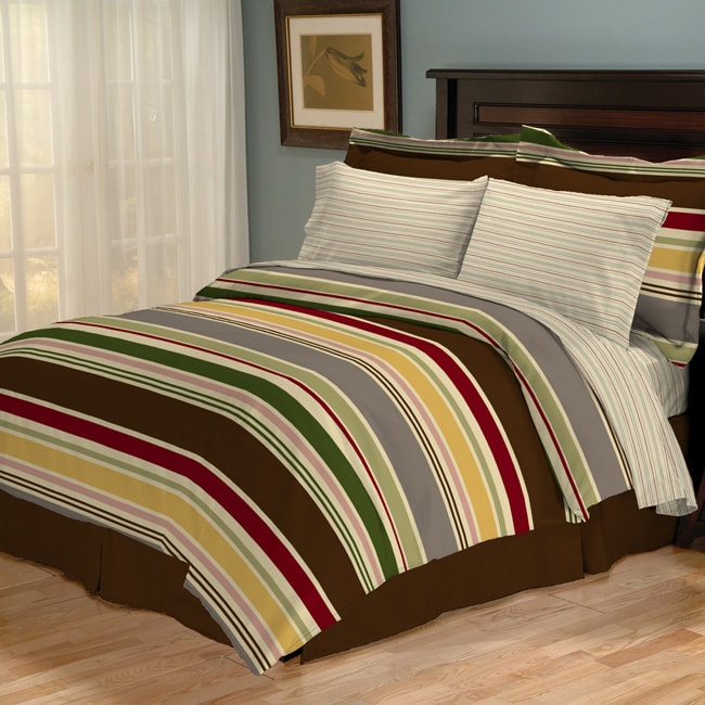 Tyler 8-piece Reversible Bed in a Bag