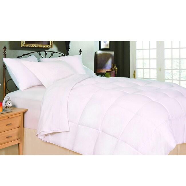 White Down/ White Down Feather Comforter