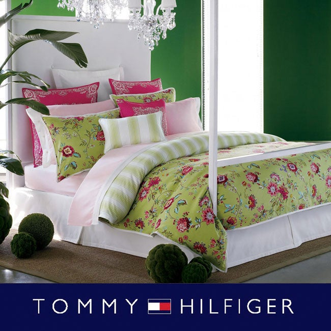 Tommy Hilfiger Rooftop Terrace Full / Queen-size Comforter Set