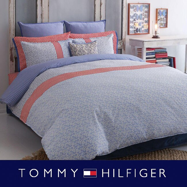 Tommy Hilfiger Boho Full / Queen-size Comforter Set