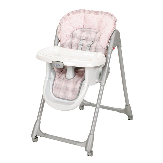 Graco meal time high chair in kira 12986227 overstock com shopping