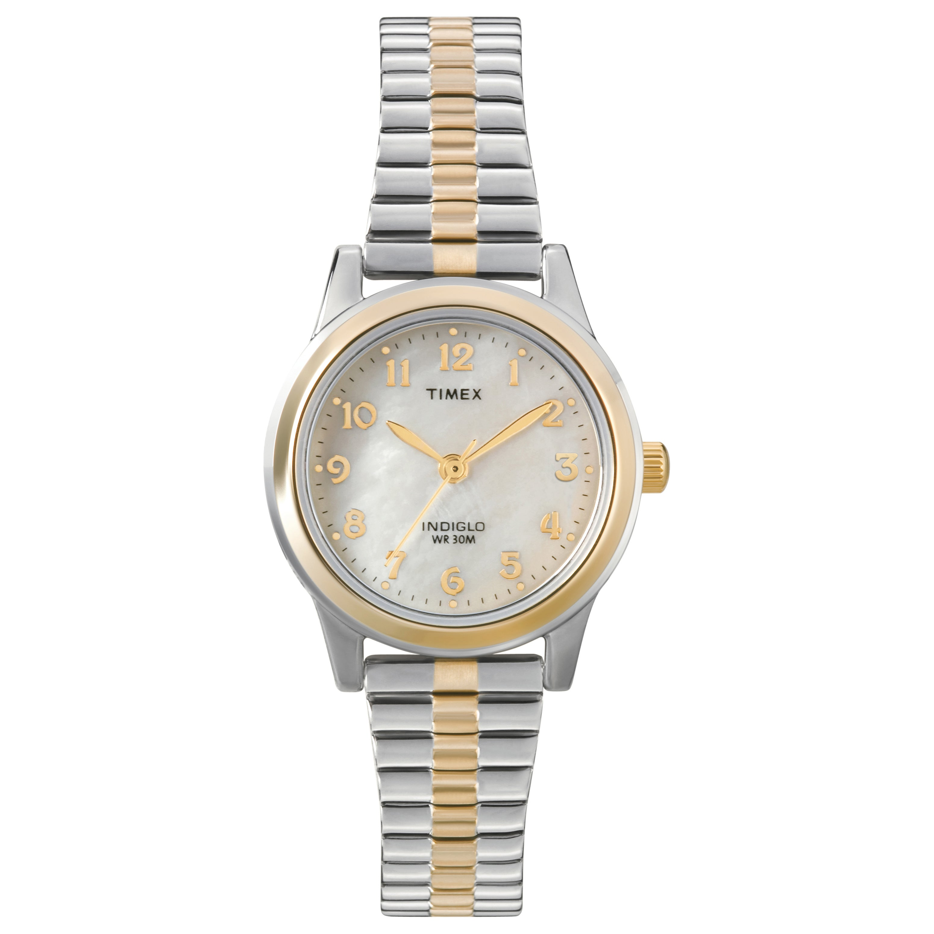 Timex Women's T2M828 Stainless Steel Elevated Classics Dr...