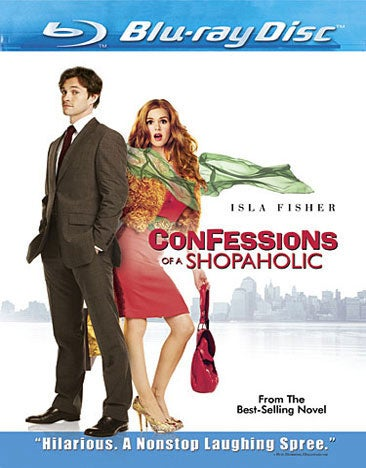 Confessions of a Shopaholic (Blu-ray Disc)