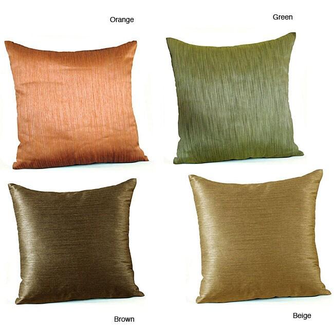 Jovi Home Textured Decorative Pillow