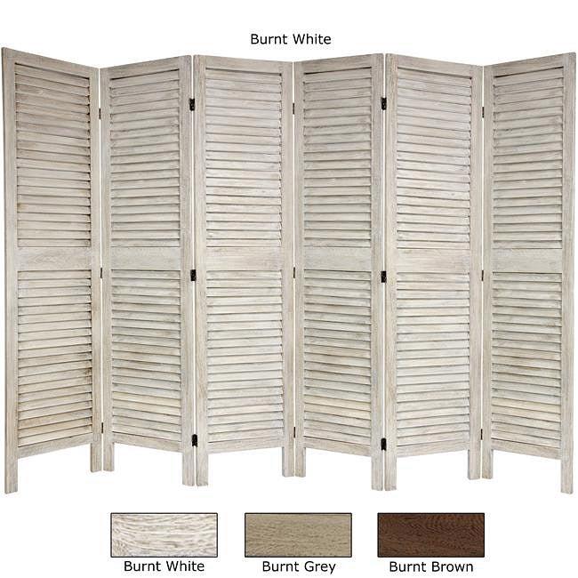 Handmade wood classic venetian panel foot room