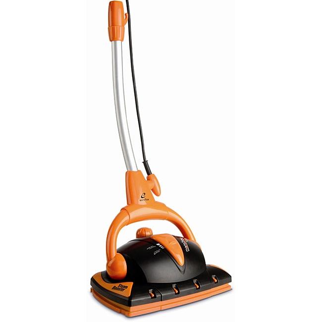 Shop Euroflex Ez1 Monster Heavy Duty Orange Floor Steam Cleaner