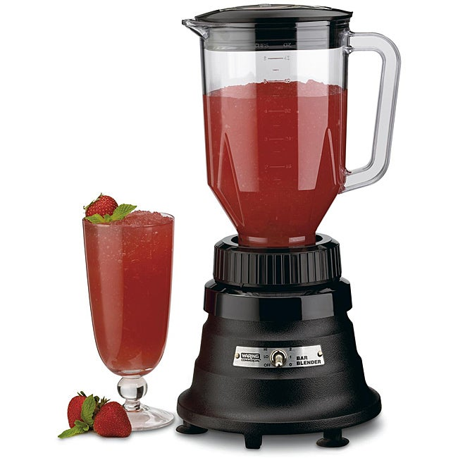 Waring 48-oz Polycarbonate Bar Blender - Thumbnail 0
