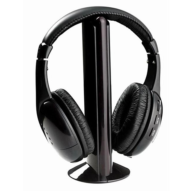 iPlay 5-in-1 Wireless Headset