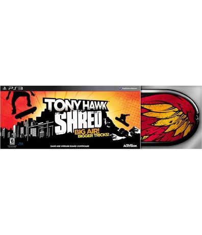 PS3 - Tony Hawk: Shred