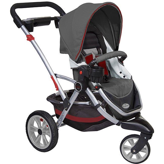 Kolcraft Contours Options 3 Wheeler Stroller