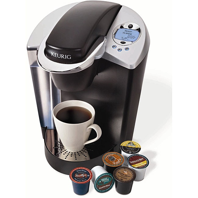Keurig B60 Special Edition System (w/ 12-pack of K-Cups) - Thumbnail 0