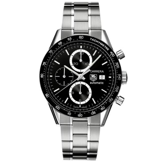 Tag Heuer Men's Carrera Automatic Chronograph Watch