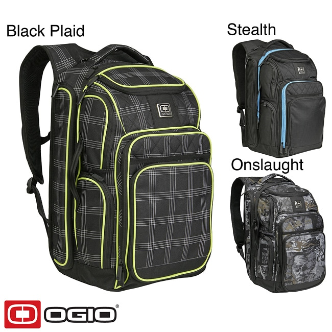 Ogio Epic Laptop Backpack - Free Shipping Today - Overstock.com ...