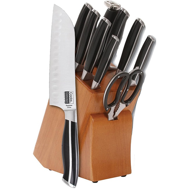 Cookwell Professional Stainless Steel Forged-handle 10-piece Cutlery Set