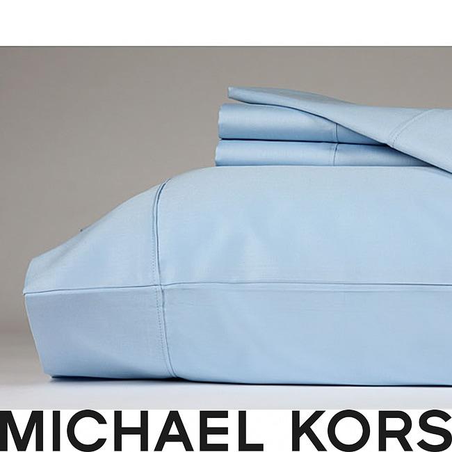 Michael Kors Cloud 300 Thread Count Queen-size Sheet Set