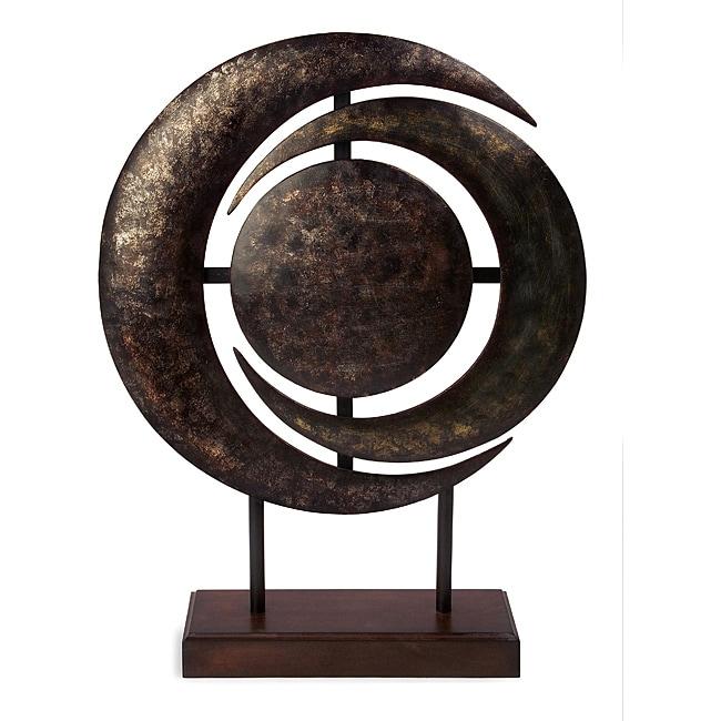 Iron Argento Eclipse Table Art