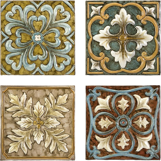 Clay Wall Tiles Arts And Crafts Movement