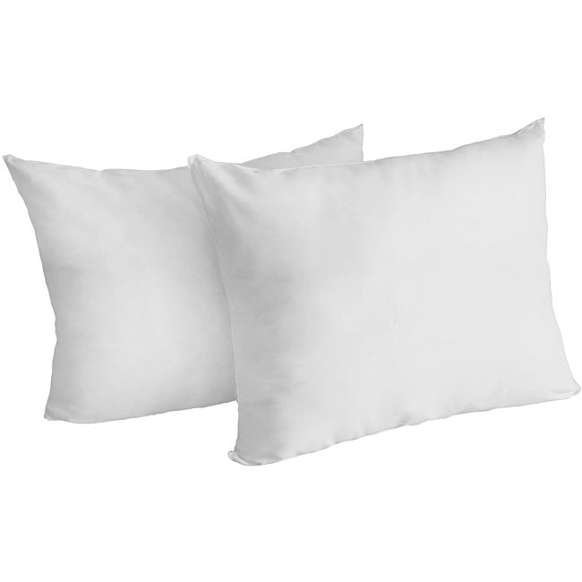 Sleepline Queen-size Deluxe Feather Pillows (Set of 2)