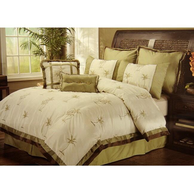 Boca Raton 8-piece Comforter set