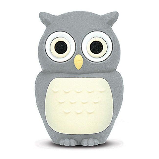 Bone Collection Owl 4GB USB Flash Drive