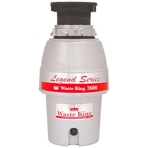 Waste King L-2600 Food Disposer