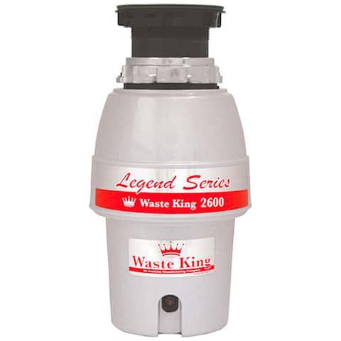 Waste King L-2600 Food Disposer