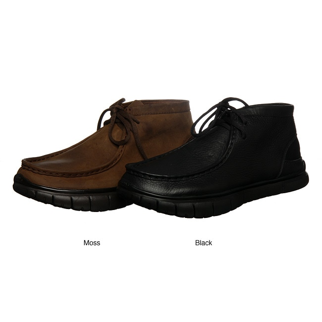 Earth Men S Vanish Leather Shoes Free Shipping On