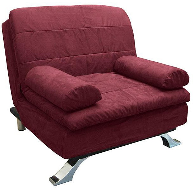 Mystic Click Clack Pillow-top Convertible Oversize Chair