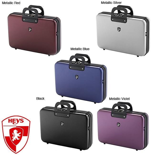 Heys USA eSleeve Metallic Hardside Laptop Case