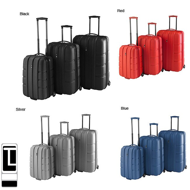 Travel Concepts Forge Lightweight 3-Piece Hardside Luggage Set - Thumbnail 0