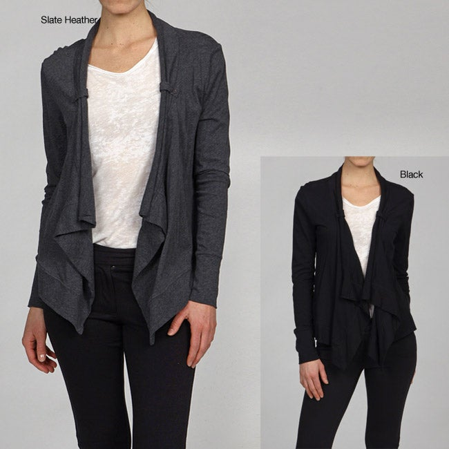 4122d09e093568 Shop Calvin Klein Performance Solid Cardigan - Free Shipping On Orders Over  $45 - Overstock - 5200655
