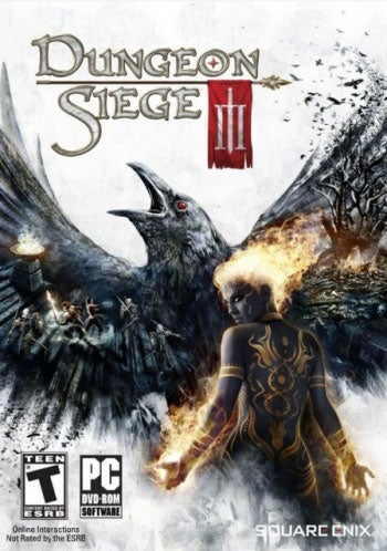 PC - Dungeon Siege III - By Square Enix