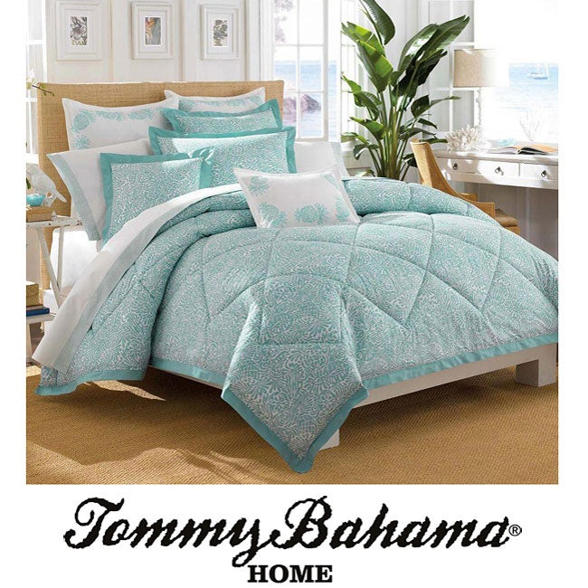 Tommy Bahama Delaport Bay King-size 8-piece Comforter Set
