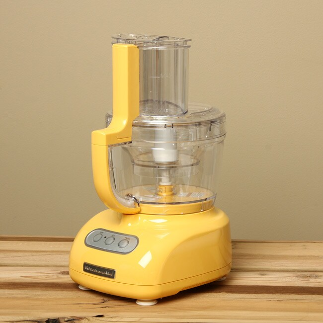 Kitchenaid Rkfp750bf Buttercup 12 Cup Ultra Wide Mouth