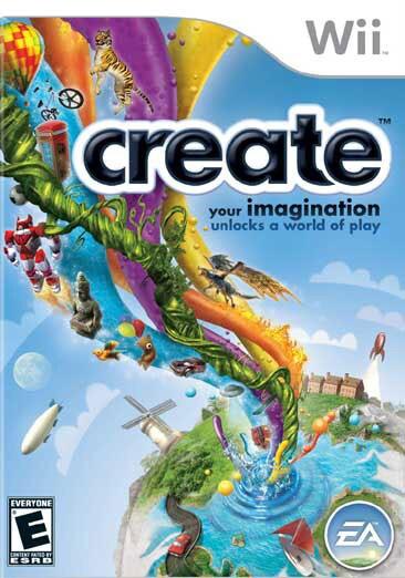 Wii - Create
