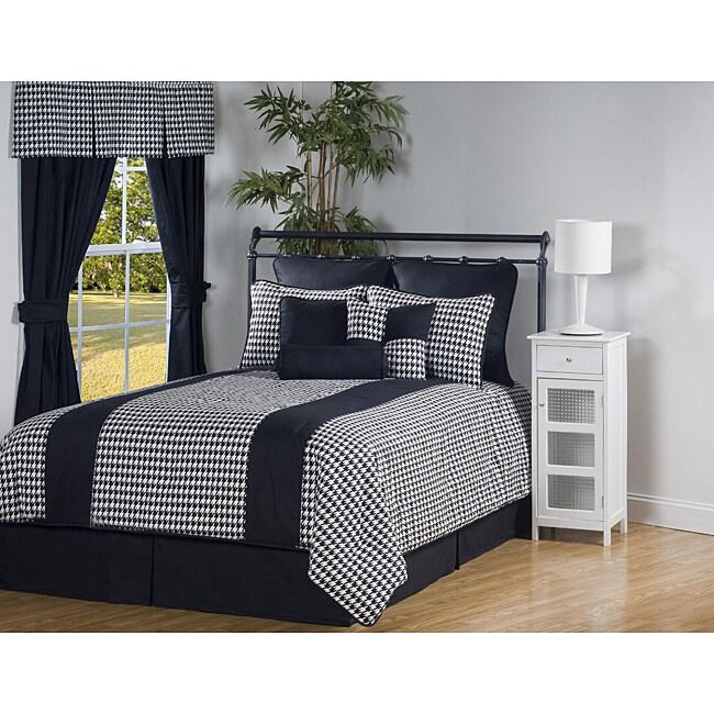 Harvard 10-piece California King-size Comforter Set
