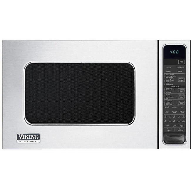Viking Countertop Oven : Viking Professional Series Stainless Steel Countertop Microwave Oven ...