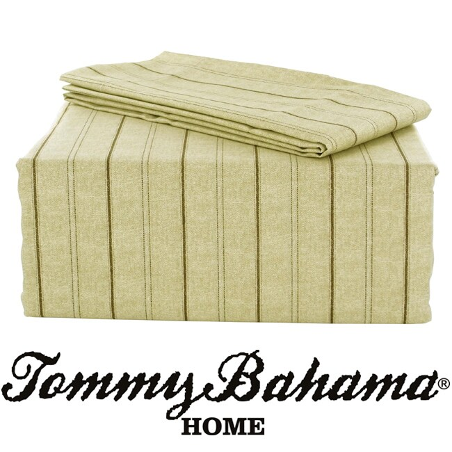 Tommy Bahama Freeport 4-piece Queen-size Sheet Set